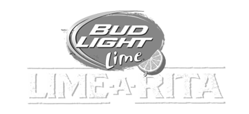 bud light lime a rita logo clear