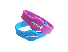 RFID experiential marketing wristbands