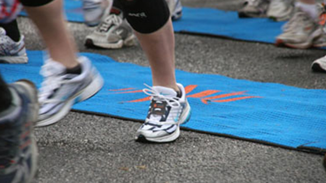 rfid floor mats for marathons and charity runs and walks