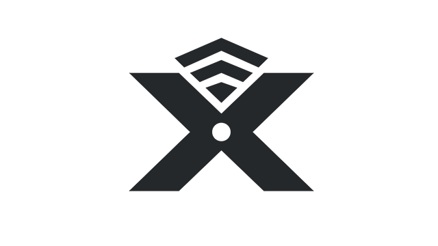 xolution x charcoal logo